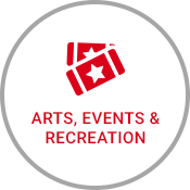 Arts, Events & Recreation